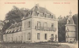 CPA Mercey - Château - Commune De Montbellet - Non Circulée - Autres Communes