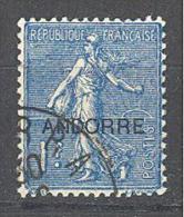 Andorre: Yvert N°18°; Type Semeuse Lignée; Voir Le Scan; PETIT PRIX A PROFITER!!! - Andorre Français