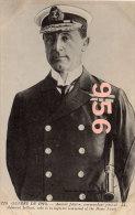 CPA * * Amiral JELLICOE * * Commandant Général - Personnages