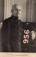 CPA * * Général  MAUNOURY * * - Personnages
