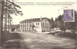 CPA Annonay - L'Hôtel Du Grand Bois - Annonay