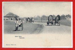 ASIE --  SRI LANKA - ( CEYLAN )  --  Colombo -  Pettah And Town Hall - Sri Lanka (Ceylon)