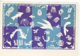 Polynésie Française : Henri Matisse 1869/1954) POLYNESIE LA MER 1946 (neuve) - Polynésie Française
