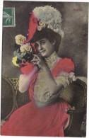 CPA FANTAISIE / FEMME ARTISTE - ANITA - Femmes