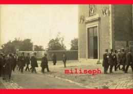 Pont-à-Celles - LUTTRE - Entrée De L' Eglise - Fête Du Centenaire, Le 27 Juillet 1930    (4051) - Pont-à-Celles