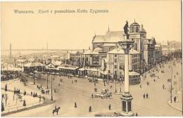 VARSOVIE WARSZAWA (Pologne) Place - Pologne