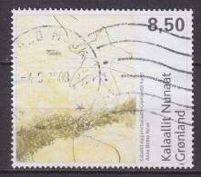 Greenland 2007 Mi. 490   8.50 Kr Moderne Kust Modern Art Gemälde Von Anne-Birthe Hove - Groenlandia