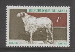TIMBRE NEUF DU MALI - BELIER N° Y&T 124 - Farm