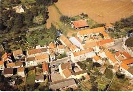95 - NERVILLE LA FORET : Le Centre : Assocaition Pour La Restauration De L'Eglise - CPSM GF - Val D'Oise - Other Municipalities