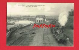Manche - AVRANCHES - Pont Viaduc Franchissant La Sée Et La Ligne De L'Ouest ... ( Train ...) - Avranches
