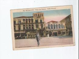 BEYROUTH 32 PLACE DES CANONS CAFE D'ORIENT ET CINEME ROYAL THEATRE - Liban