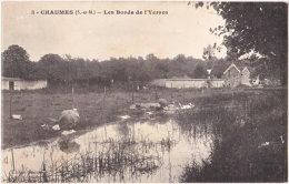 77. CHAUMES. Les Bords De L'Yerres. 3 - Other Municipalities