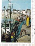 LA TURBALLE  -   Préparatifs  Pour La  Pêche à La  Sardine  -   Bâteaux De Pêche   -  Pêcheurs - La Turballe