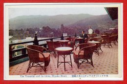 ASIE - JAPON -- The Verandah And Its Views , Miyako Hotel - Altri