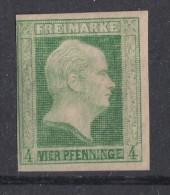 Preussen Minr.5 Mit Falz Neudruck II - Preussen