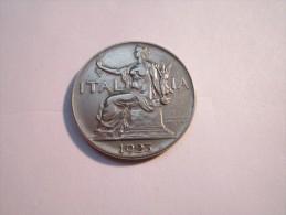 -------1--PIECE--1--LIRA--1923--ITALIE----SUP+----- - 1900-1946 : Victor Emmanuel III & Umberto II