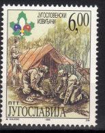 Yugoslavia,Scouts 1999.,MNH - 1992-2003 République Fédérale De Yougoslavie