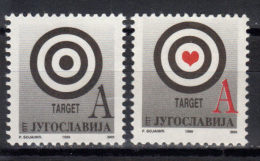 Yugoslavia,Target 1999.,MNH - Unused Stamps