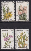 BOTSWANA, 1978, Cancelled Stamps , Christmas, 221-224 , #763 - Botswana (1966-...)