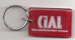Porte Clefs Cial Des Solutions Bien Venues (Clé - Clés - Clef) - Porte-clefs