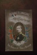 LA FRANCE RECONNAISSANTE - VIVE ALBERT 1ER , VIVE LA BELGIQUE - Patriotiques