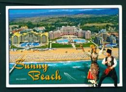 BULGARIA  -  Sunny Beach  Unused Postcard - Bulgaria