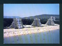 BULGARIA  -  Albena  Unused Postcard - Bulgaria