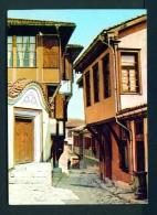 BULGARIA  -  Plovdiv  The Old Town  Unused Postcard - Bulgaria