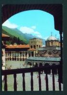 BULGARIA  -  Rila Monastery  Unused Postcard - Bulgaria