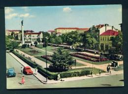 BULGARIA  -  Burgas  Unused Postcard - Bulgaria
