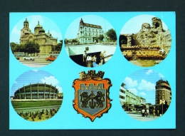 BULGARIA  -  Varna  Multi View  Unused Postcard - Bulgaria