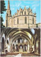 09. Gf. MIREPOIX. La Cathédrale. 2 Cartes - Mirepoix