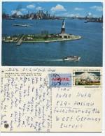 USA - New York - Lower New York Harbor - Used 1973 - Nice Stamp - New York City