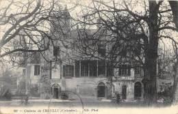 Château De Creully          ( 2 Scans ) - France