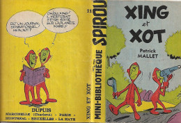 "Mini Recit  11  ""  XING Et XOT "" - Spirou Magazine"