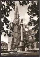 Konstanz - Münster Und Mariensäule !!! - Cartes Postales