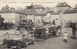 Marcigny - Champ De Foire - Le Coin Des Bretonnes (RARE) - Otros Municipios