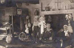 Paray Le Monial - Foire Exposition 1927 (Carte Photo) - Paray Le Monial