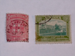 JAMAIQUE / JAMAICA    1919-21  LOT# 3 - Jamaique (1962-...)