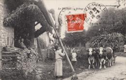 La Bresse - Séchage Du Maïs - France