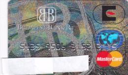 Hungaryan Bank Cards - Geldkarten (Ablauf Min. 10 Jahre)
