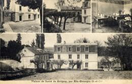 91 Maison De Santé De GRIGNY Par RIS ORANGIS  4 Vues - Grigny