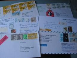 == Briefe Lot  Spanien Portugal Usw.  6 Stück - Lots & Kiloware (max. 999 Stück)