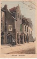 50 - CARENTAN : Les Porches. 1906 (PUB. LEFEVRE UTILE :LU) - Carentan