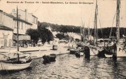 VAR 83 SAINT MANDRIER  PRES DE TOULON  LE CREUX ST GEORGES - Saint-Mandrier-sur-Mer