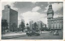 MONTEVIDEO - R.O. Del U. - Plaza Independencia - Uruguay