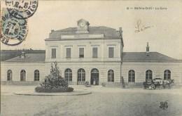 BAR LE DUC GARE ATTELAGE 55 - Bar Le Duc