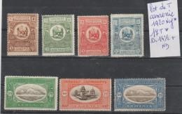 TIMBRES DE ARMENIE NEUF  LOT DE 17 TIMBRES D ARMENIE - Arménie