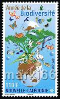 New Caledonia - 2010 - Intl. Year Of Biodiversity - Mint Stamp - New Caledonia