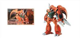Aura Battler Leprechaun 1/72 ( Bandai ) - SF & Robots